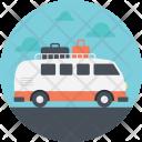 Trip Family Bus Icon