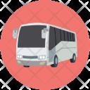Bus Public Transport Icon