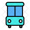 Bus Transportation Traveling Icon