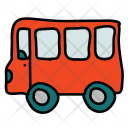 Bus Transport Vehicle Icon