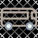 Bus School Transport Icon