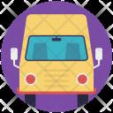 Bus Travel Transportation Icon
