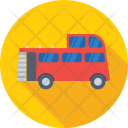 Bus Coach Vehicle Icon