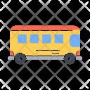 Bus Public Transportation Icon
