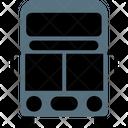 Public Bus Transport Travel Icon