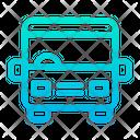 Public Omnibus Tourbus Icon