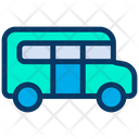 Transportation Public Transport Vehicle Icon