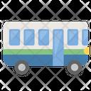 School Bus Transport Transportation Icon