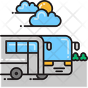 Bus Coach Icon