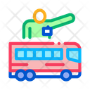 Bus Guide Icon