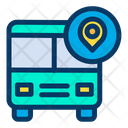 Bus Direction Map Icon
