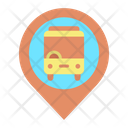 Bus Location Icon