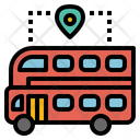 Bus Location Icon
