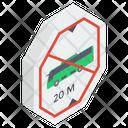 Bus Ban Stop Bus Coach Prohibition Icon