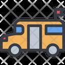Bus School School Bus Bus Icon