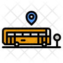 Bus Station Icon