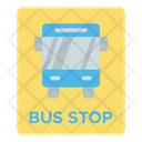 Bus Stop Bus Stand Bus Icon