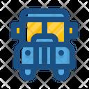 Bus Stop Bus Bus School Icon
