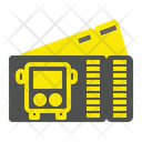 Checkin Transportation Bus Icon