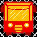 Bus Tour Tokyo City Icon