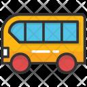 Bus Toy Auto Icon