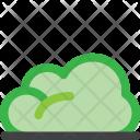 Grass Bush Ecology Icon
