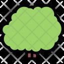 Bush Ecology Eco Icon