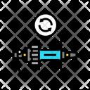 Bushing Maintenance Adjustment Icon