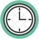Business Time Clock Icon