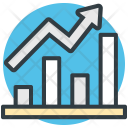 Business Chart Growth Icon
