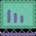 Business Chart Progress Icon