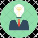 Business Idea Creative Icon