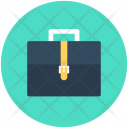 Business Bag Books Icon