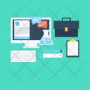 Business Development Web Icon
