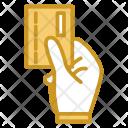 Business Buy Cutaway Icon