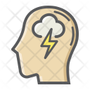 Business Brain Storm Icon