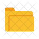 Business Folder Data Icon