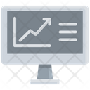 Business Computer Marketing Icon