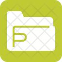 Business Folder Data Icon