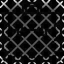 Case Portfolio Suitcae Icon