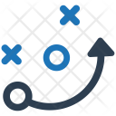Business Strategy Tactic Icon