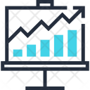 Business Chart Data Icon