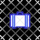 Business Briefcase Suitcase Icon