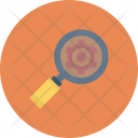 Business Magnifier Search Icon