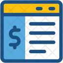 Business Work Ecommerce Icon