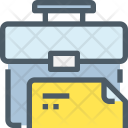 Business Management Paper Icon