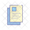 Resume Cv Paper Icon