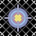 Target Shoot Aim Icon