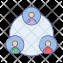Network Social Welfare Icon