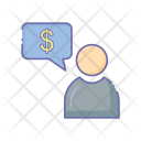 Million dollar idea Icon